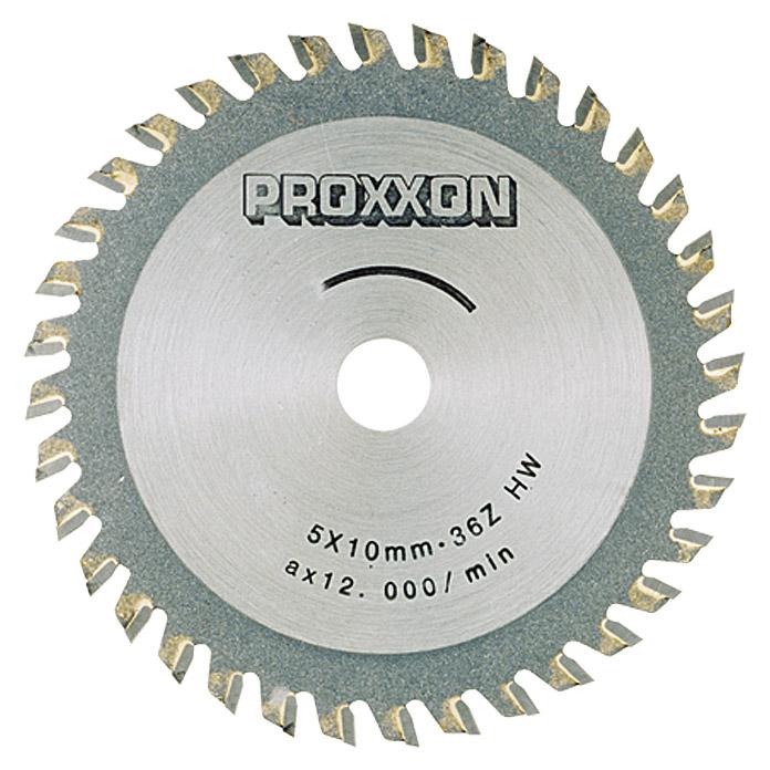 Lame de scie circulaire Proxxon n° 28732