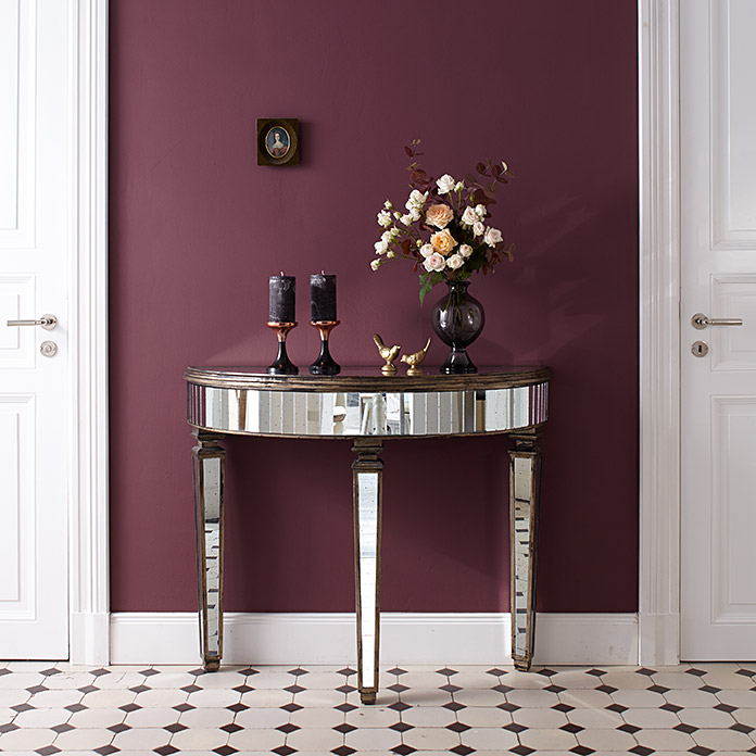 Alpina Finest Colours Wandfarbe Grand Purple Bei BAUHAUS