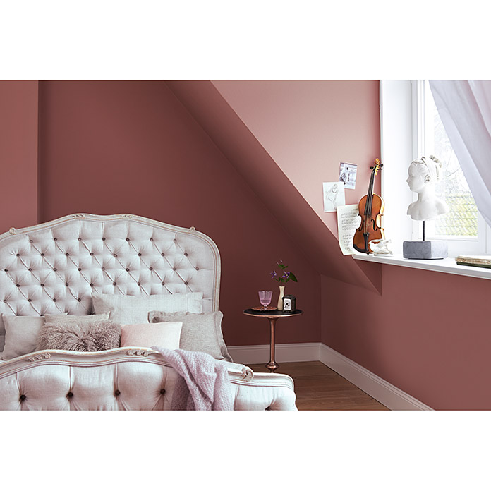Alpina Finest Colours Wandfarbe Discret Violet Bei BAUHAUS