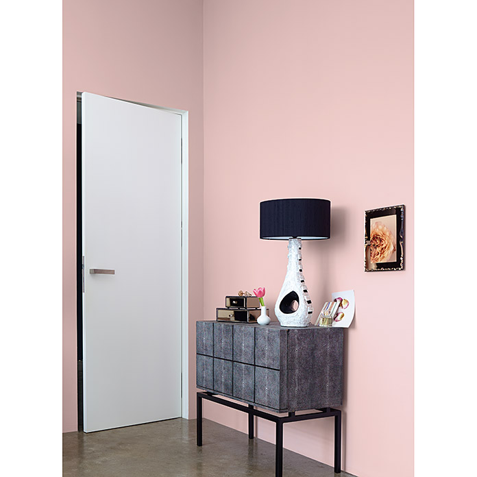 Alpina Wandfarbe: Alpina Finest Colours Wandfarbe Dreamy Rose Bei BAUHAUS Kaufen