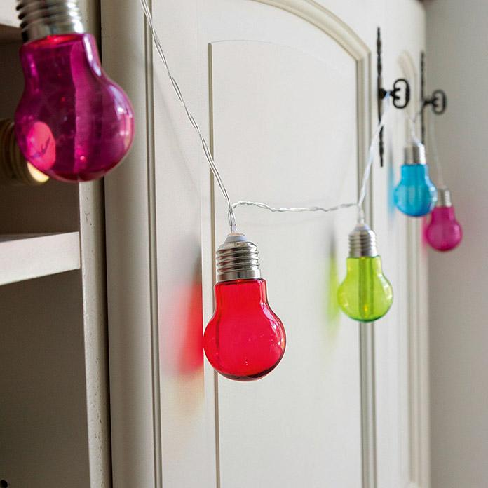 Outdoor LED-Lichtergirlande