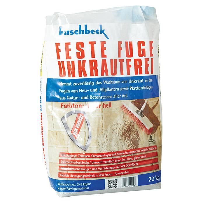 buschbeck Feste Fuge unkrautfrei