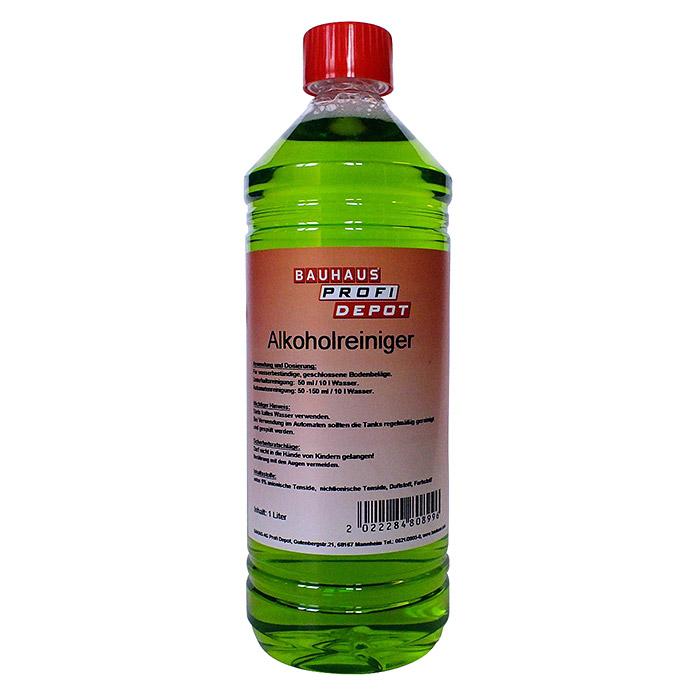 BAUHAUS PROFI DEPOT Alkoholreiniger