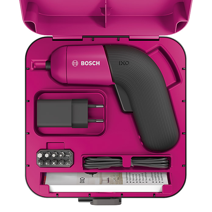 Visseuse sans fil IXO VI Colour Edition de BOSCH