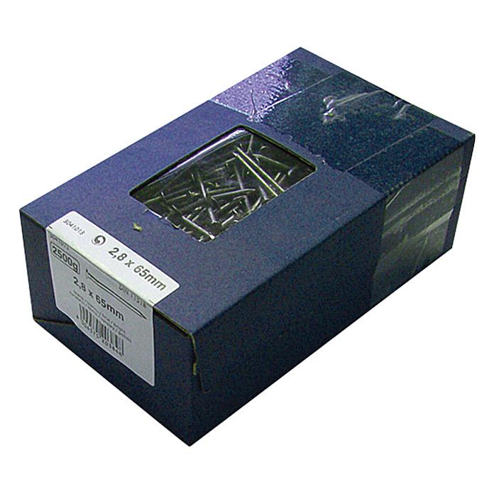 STABILIT Senkkopfnägel Ø x L: 2 x 40 mm