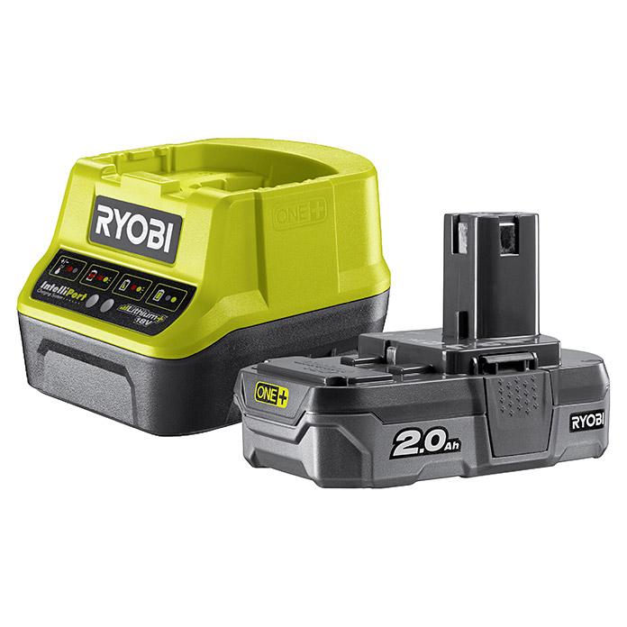 RYOBI Akku-Kehrmaschine R18SW3-1205