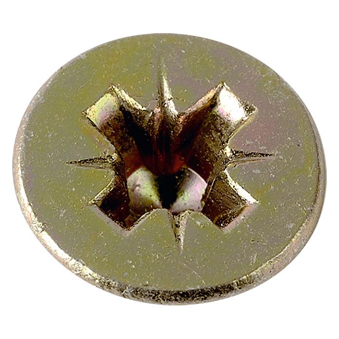 PROFI DEPOT Vis aggloméré Ø x L: 4 x 40 mm