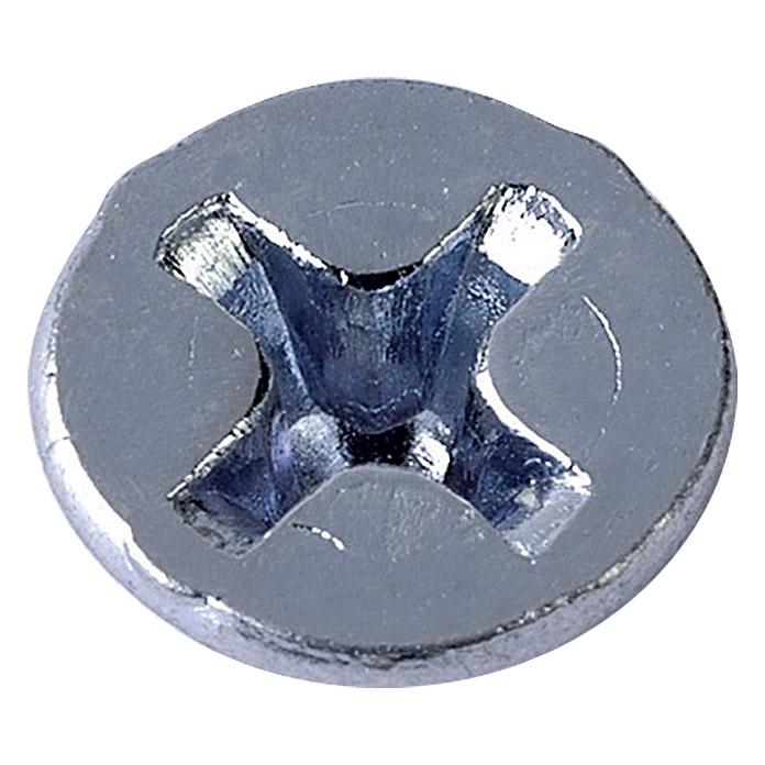 PROFI DEPOT Gewindeschrauben Ø x L: M4 x 35 mm