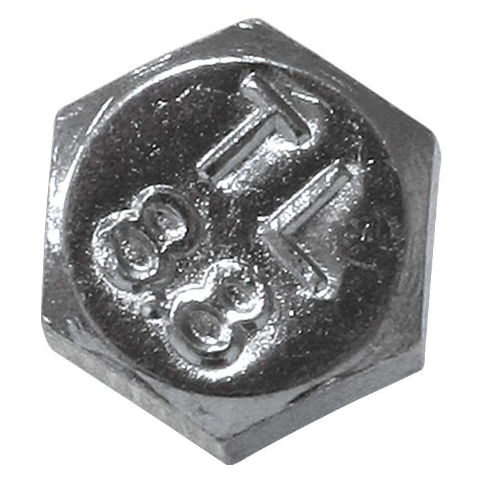PROFI DEPOT Sechskantschrauben mit Schaft Ø x L: M5 x 60 mm