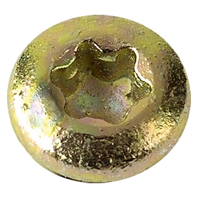 PROFI DEPOT Dielenschrauben Ø x L: 3.2 x 60 mm