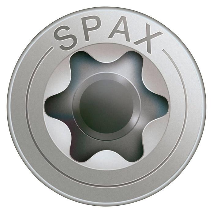 SPAX Vis à tête fraisée T-Star plus Ø x L: 4 x 25 mm