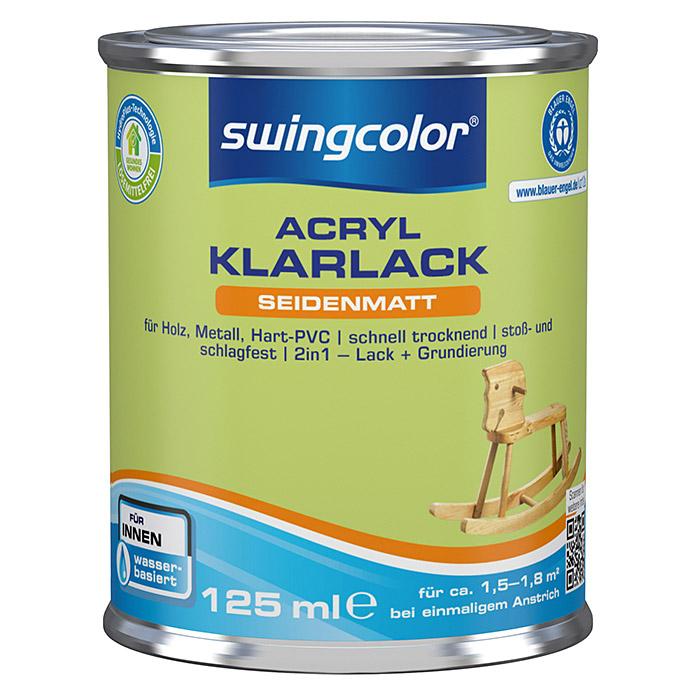swingcolor Laque acrylique satiné