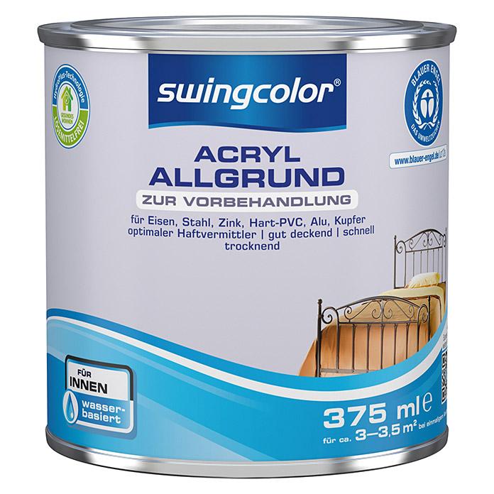 swingcolor Sous-couche universelle acrylique blanc
