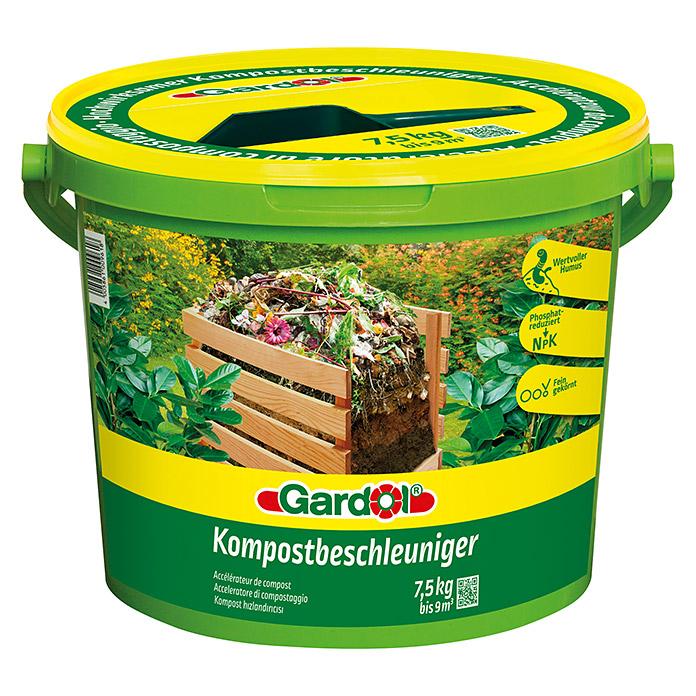 Accélérateur de compost Gardol