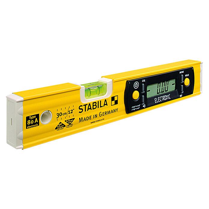 STABILA Elektrische Wasserwaage 80A