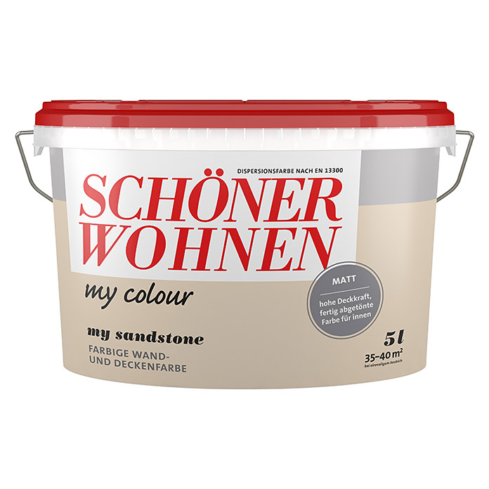 SCHÖNER WOHNEN My Colour Wandfarbe Sandstone Bei BAUHAUS