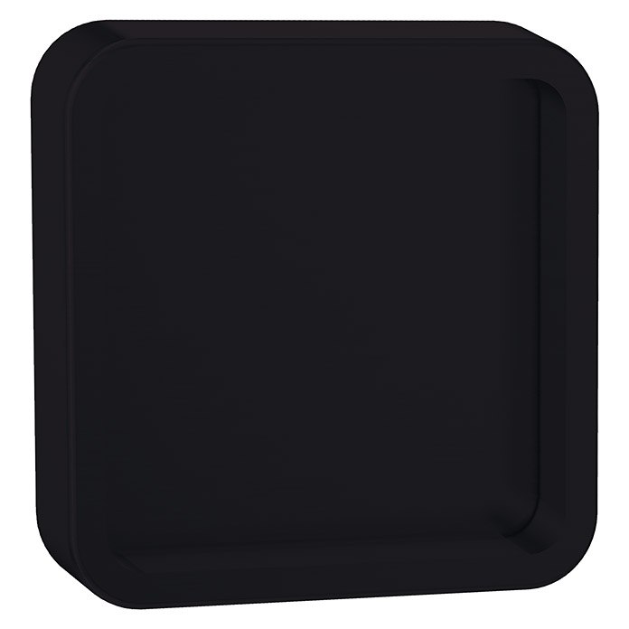 Système de portes coulissantes Loft Black Edition de DIAMOND DOORS