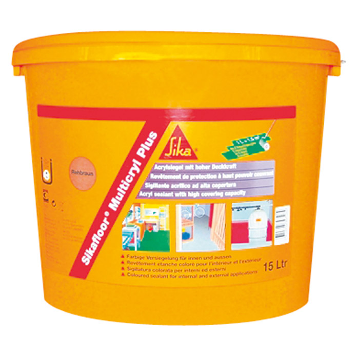 Sikafloor Multicryl Plus Bodenversiegelung RAL 7005