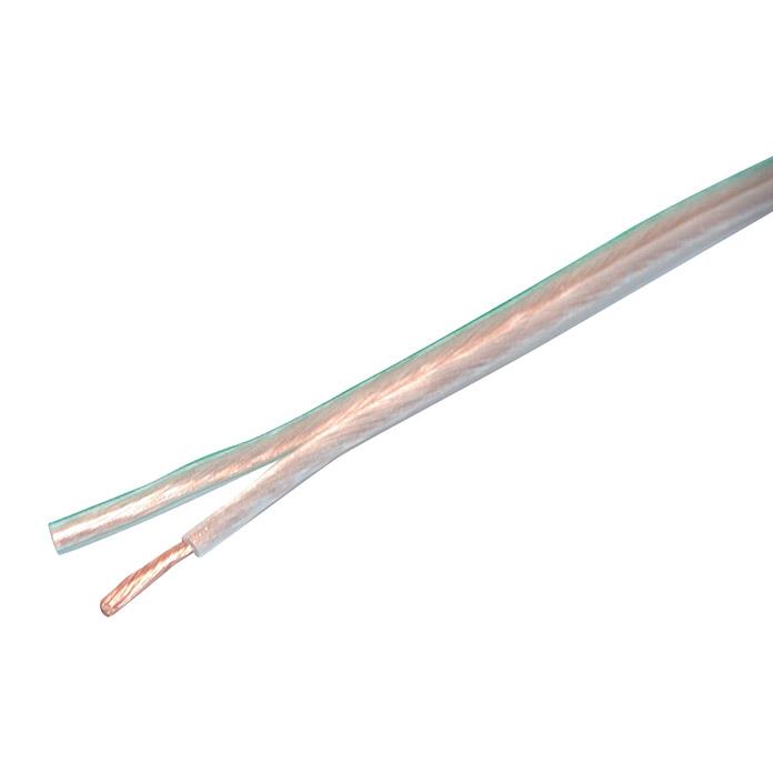 Câble de haut-parleur de 2 x 4 mm²