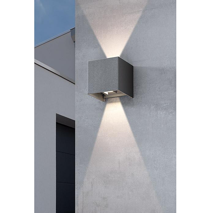Starlux LED-Aussenwandlampe Umea