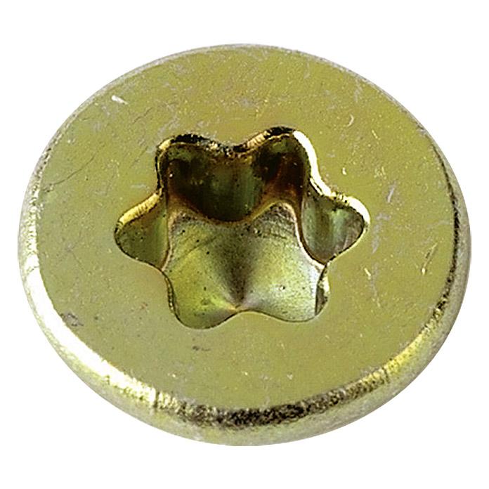 PROFI DEPOT Spanplattenschrauben Ø x L: 4 x 50 mm