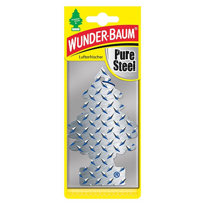 WUNDER-BAUM rafraichisseur d'air Pure Steel