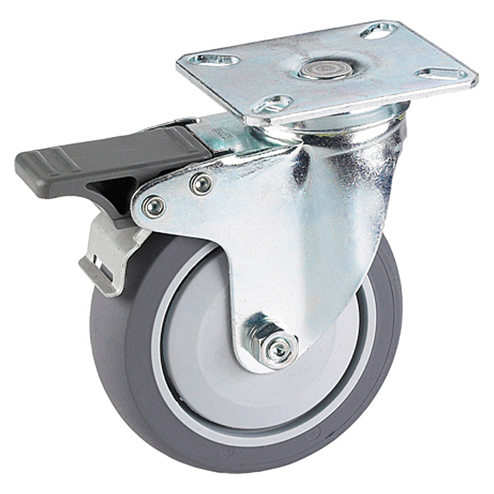 STABILIT Apparatelenkrolle Traglast 50 kg