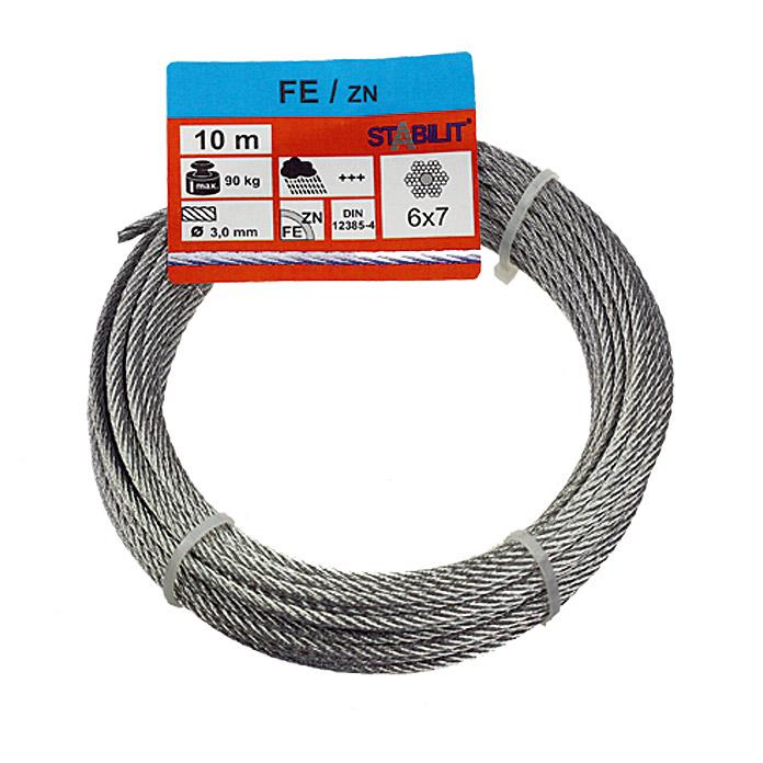 Câble métallique STABILIT