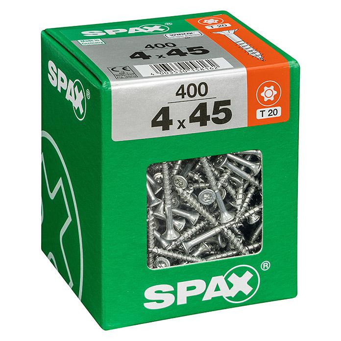 SPAX Vis universelle T-Star plus Ø x L: 4 x 45 mm