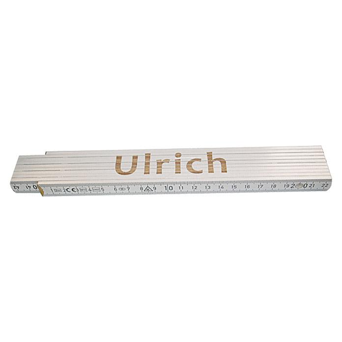 Mètre pliant Ulrich