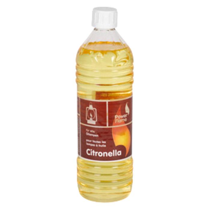 Power Flame Lampenöl Citronella 1 L