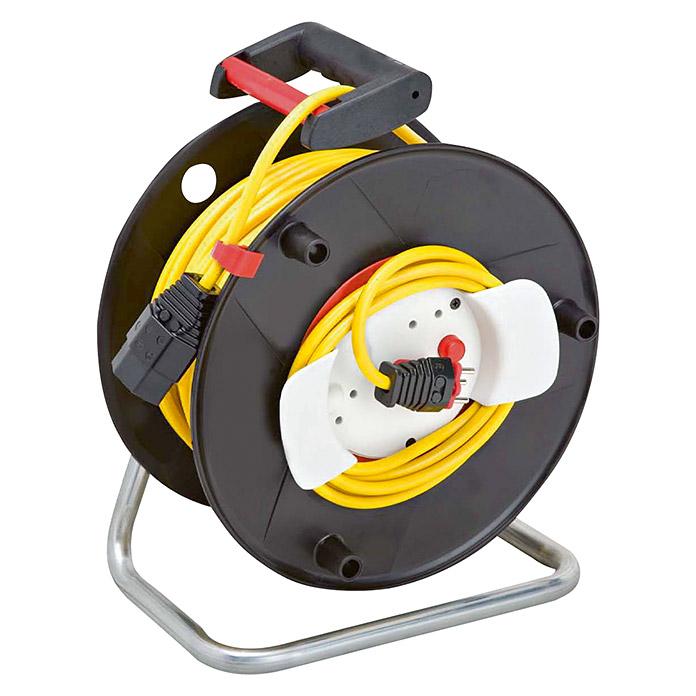 brennenstuhl Kunststoff Kabelrolle