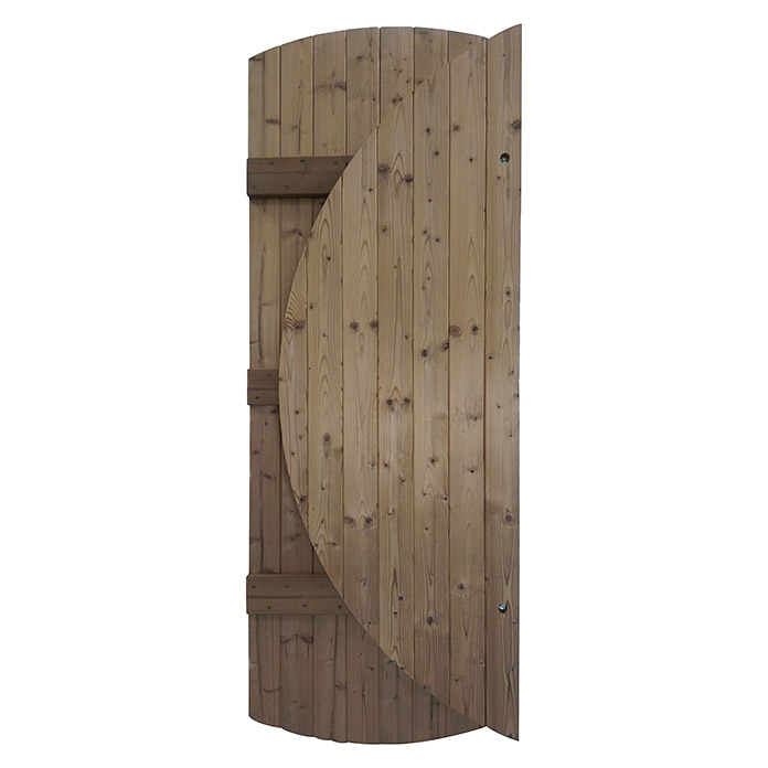 Holzdeckel