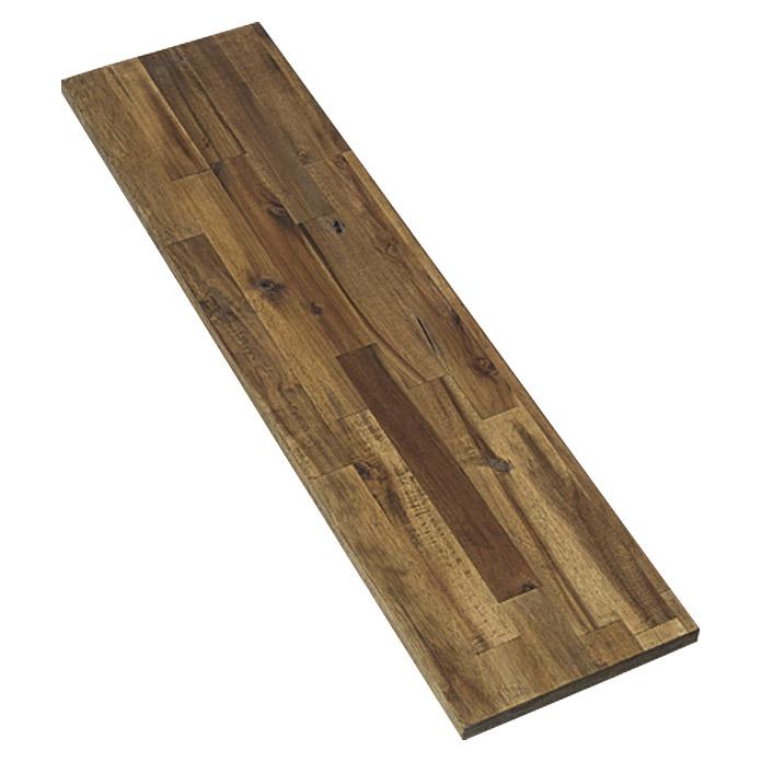 Panneau de bois lamellé collé Exclusivholz acacia 800 x 200 mm