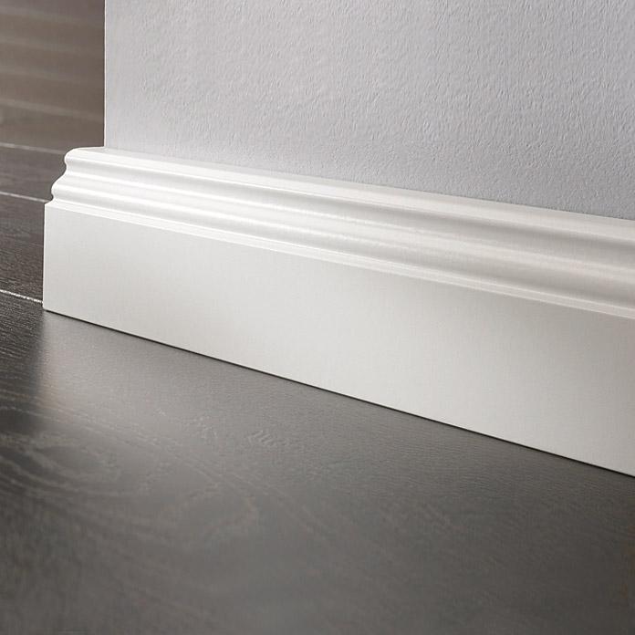 plinthe logoclic blanc acheter chez bauhaus. Black Bedroom Furniture Sets. Home Design Ideas