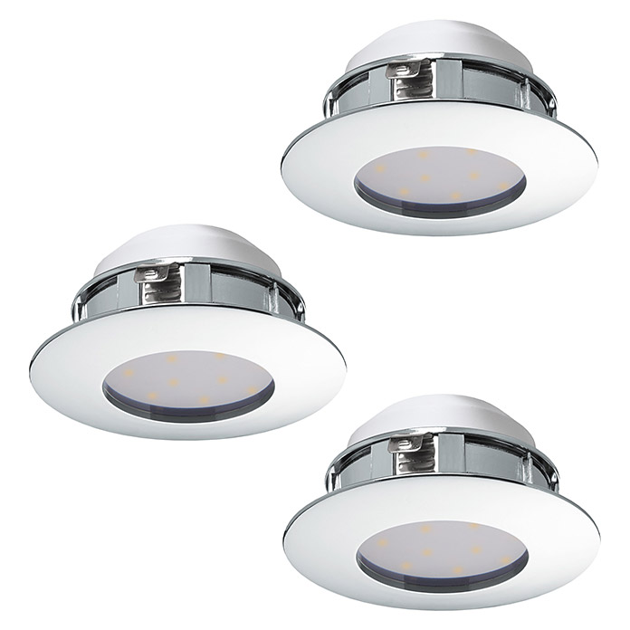EGLO LED-Einbaulampen-Set Pineda