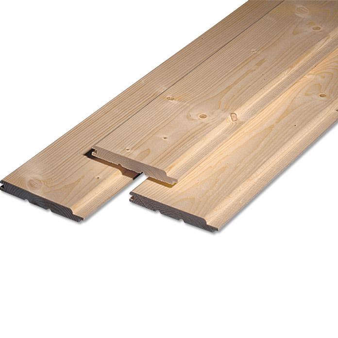 Profilholz/Täfer Fichte/Tanne