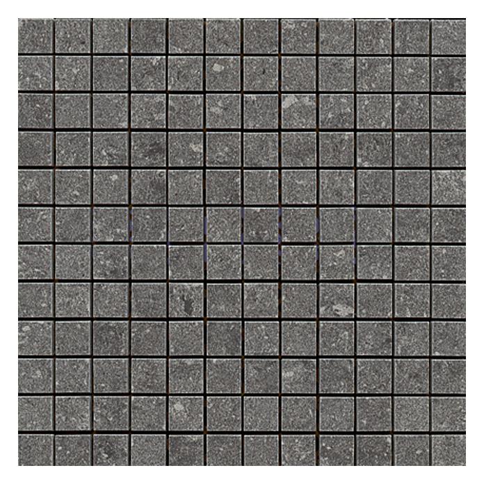PALAZZO Futura Mosaikplättli anthrazit matt