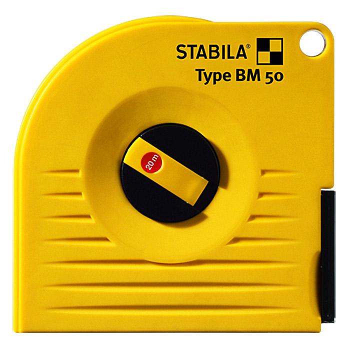 STABILA Kapselbandmass BM 50W