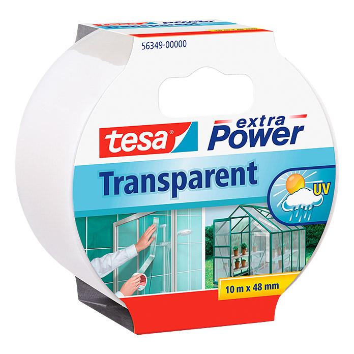 tesa extra Power Reparaturband Transparent