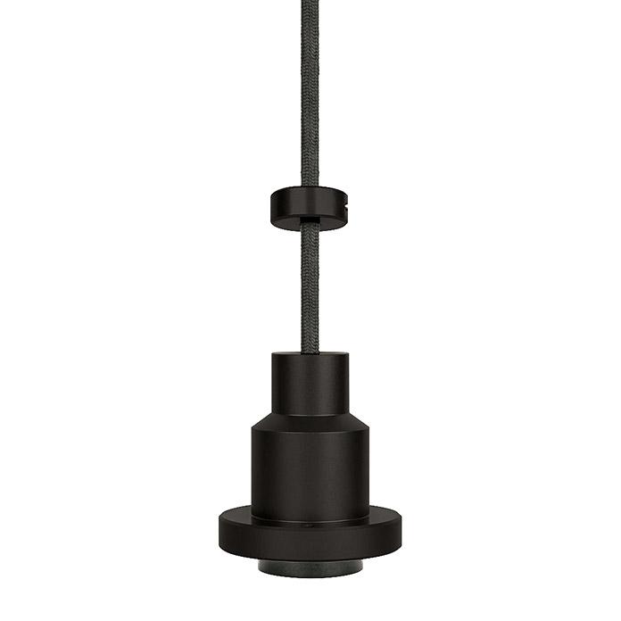 LEDVANCE Schnurpendel Vintage 1906 Pendulum Black