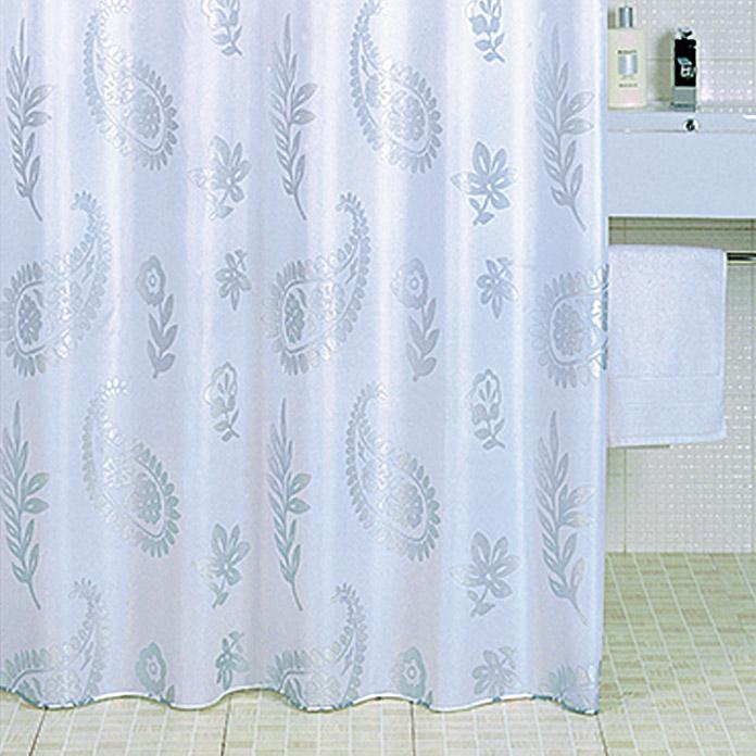 VENUS Textil-Duschvorhang Flower