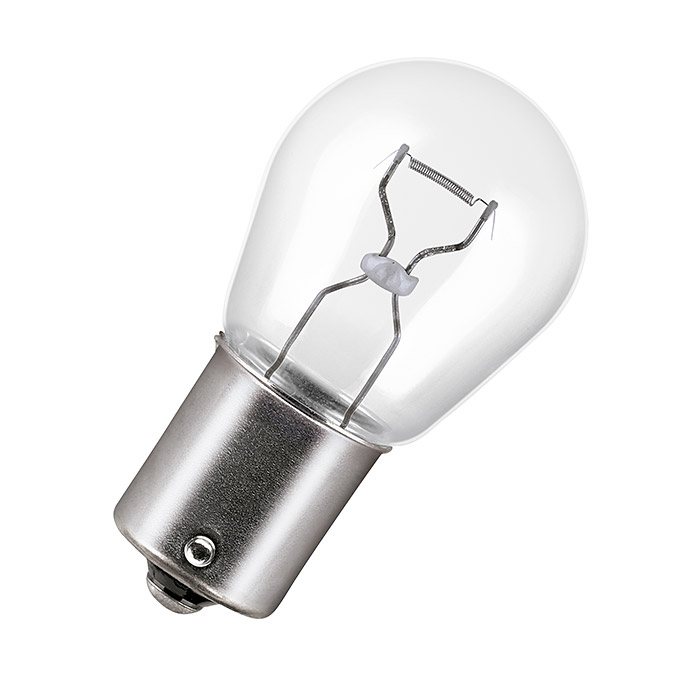 Ampoule pour clignotant et feu stop OSRAM