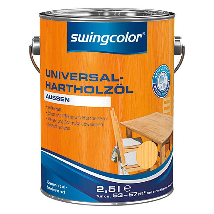 swingcolor Universal-Hartholzöl Farblos