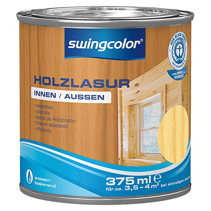 swingcolor Holzlasur Farblos