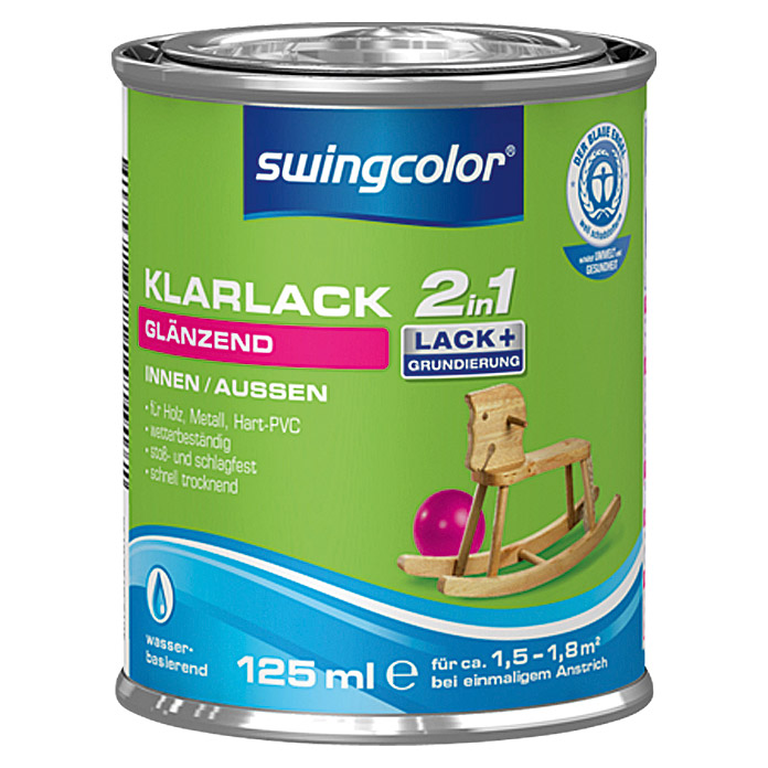 swingcolor 2in1 Klarlack