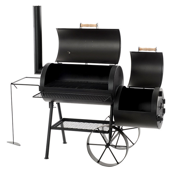 Turbo RUMO Joe's Barbeque Smoker Tradition bei BAUHAUS kaufen NE95