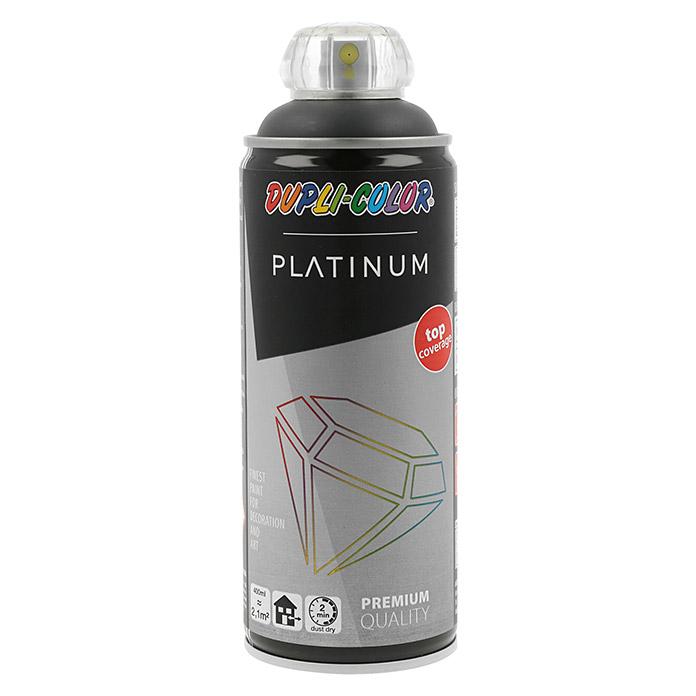 DUPLI-COLOR platinum  Laque teintée en spray RAL 7016