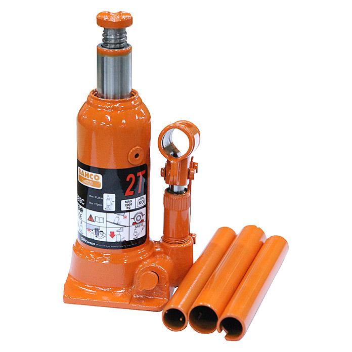 BAHCO Hydraulischer Flaschenwagenheber