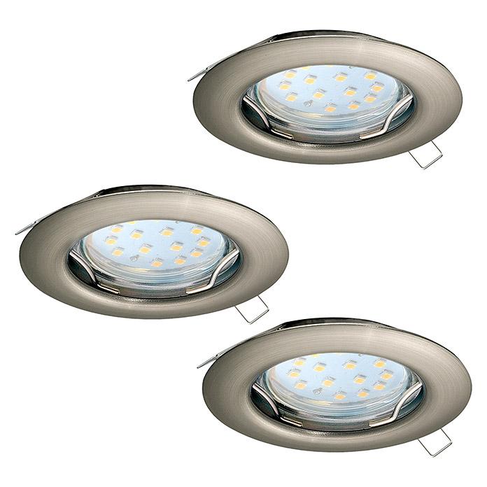 EGLO LED-Einbaulampen-Set Peneto